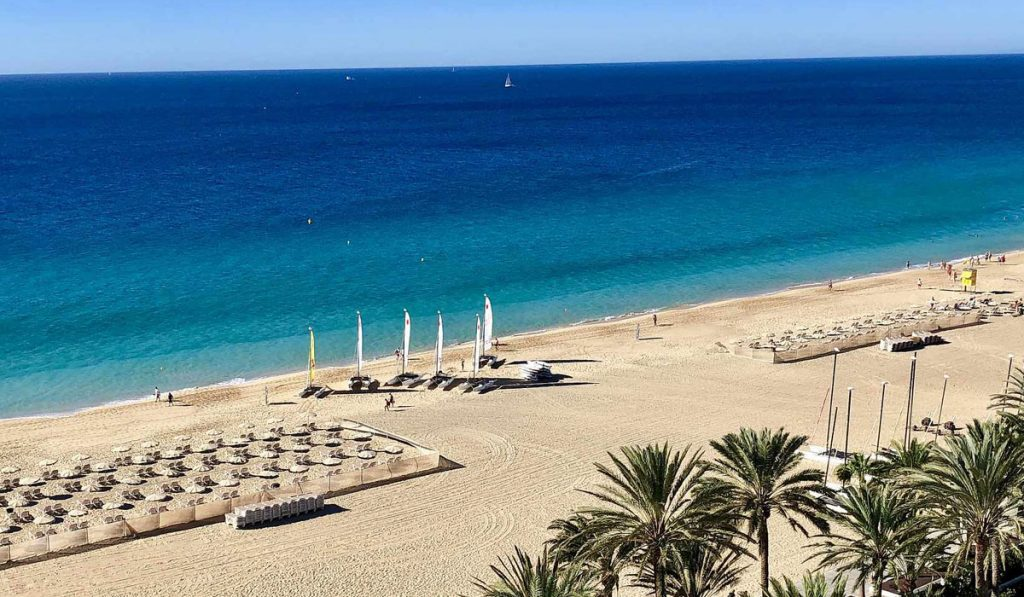 Robinson Club Jandia Playa Strand Wiedereröffnung