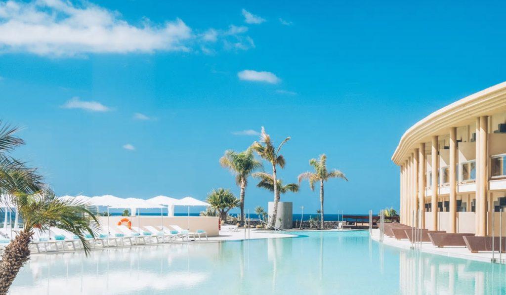 """Iberostar Fuerteventura Playa Pool Gutscheinaktion """"SONNE 100"""""""