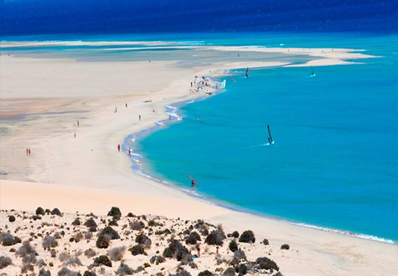 Playa de Soavento