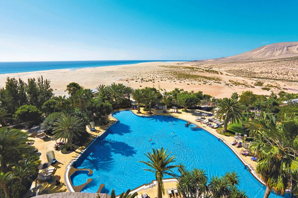 Melia Fuerteventura an der Playa Barca