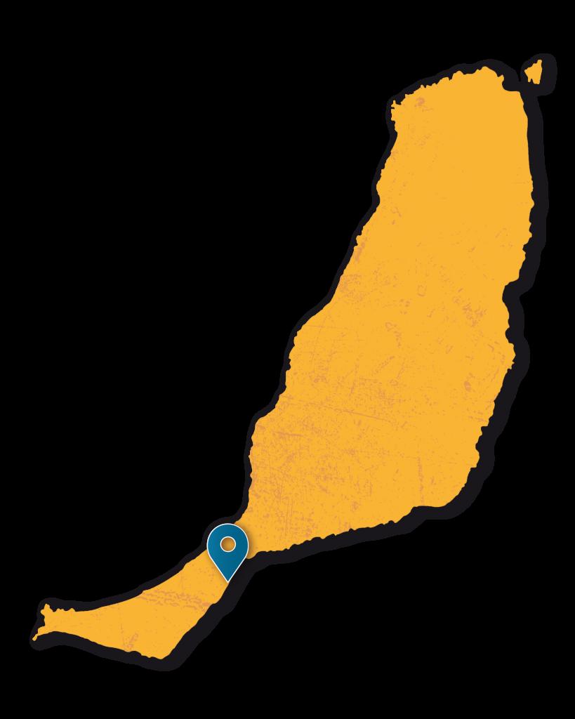 Karte Playa Barca Lage