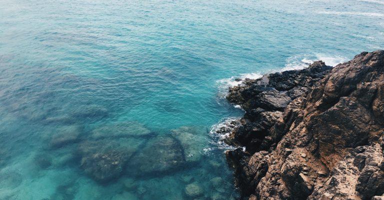 Playa de las pilas