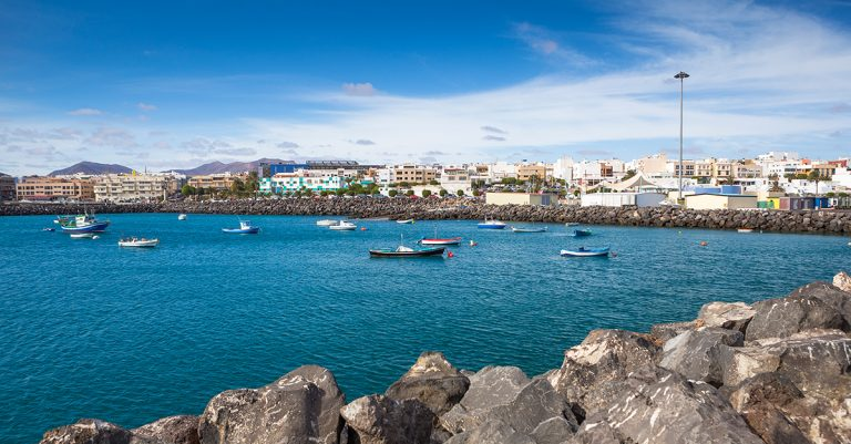 Puerto del Rosario Hafen