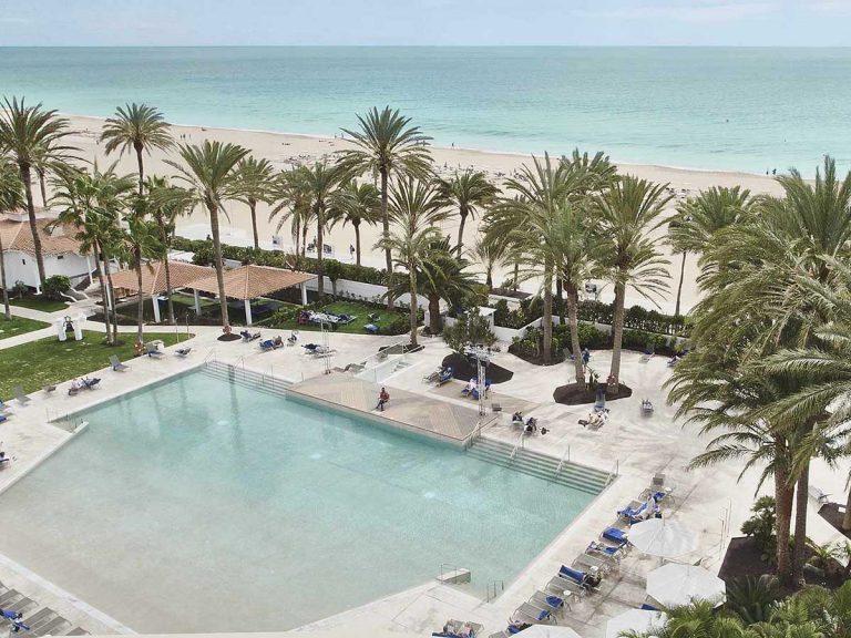 Robinson Club Jandia Playa - Vom Pool direkt zum Strand