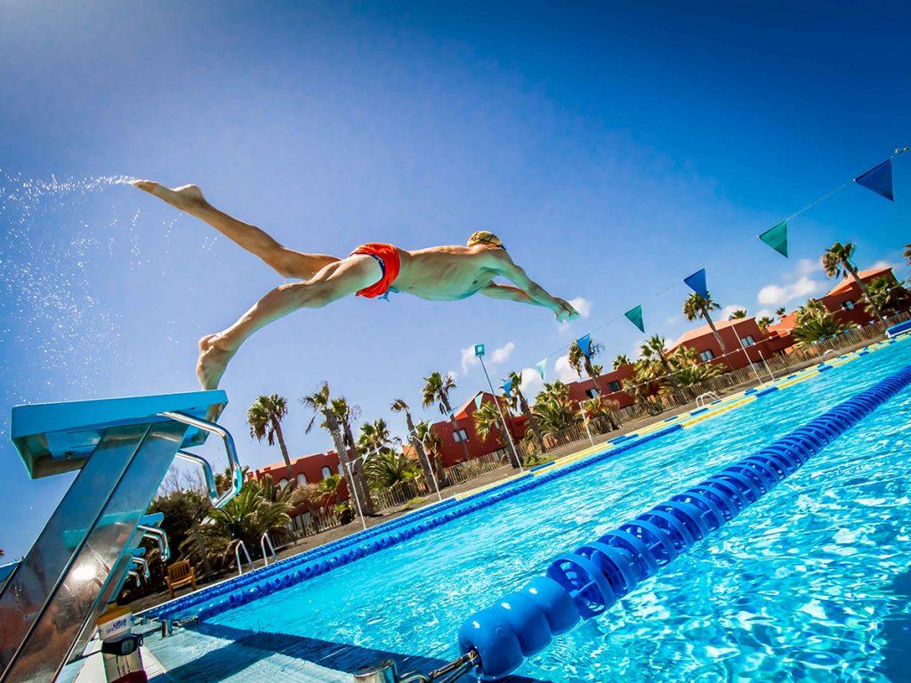 Oasis Papagayo auf Fuerteventura mit Olympiapool